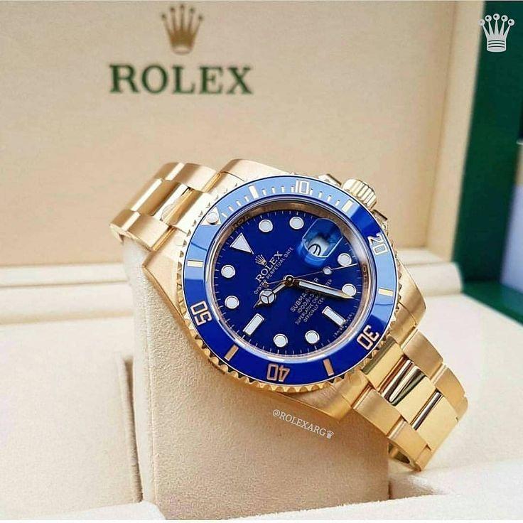 Reloj dorado Rolex Rolex watches, Rolex, Luxury watches