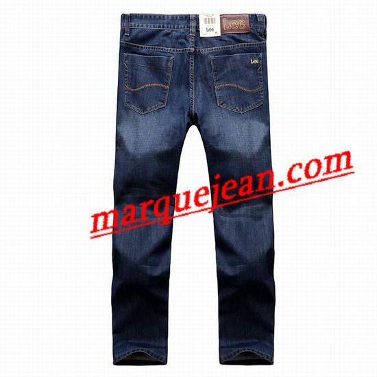 Vendre Jeans Lee Homme H0030 Pas Cher En Ligne.