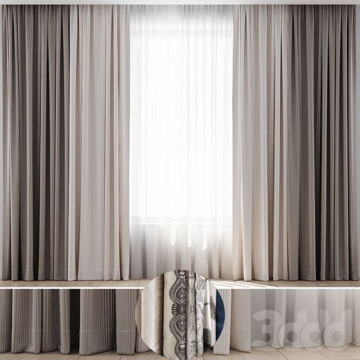 curtain colour for light grey walls and