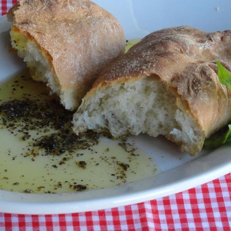 Yum! I'd Pinch That | Crusty Italian Bread #recipe
