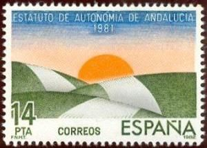 Estatuto Autonomía Andalucía - 1982