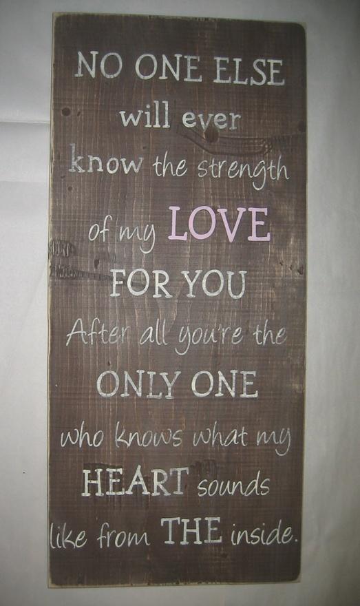 Vertical Strength of my LOVE,