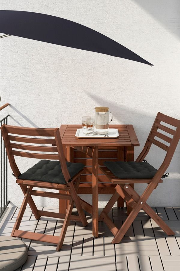 Les 25 meilleures idées concernant ikea balkonmöbel sur pinterest ...