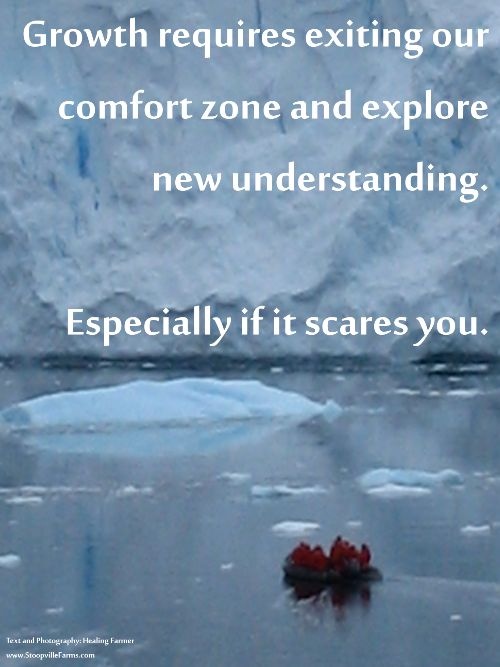 do something that scares you!