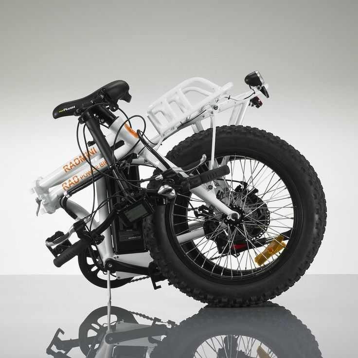 RadMini Electric Folding Fat Bike #bike, #electric, #foldable