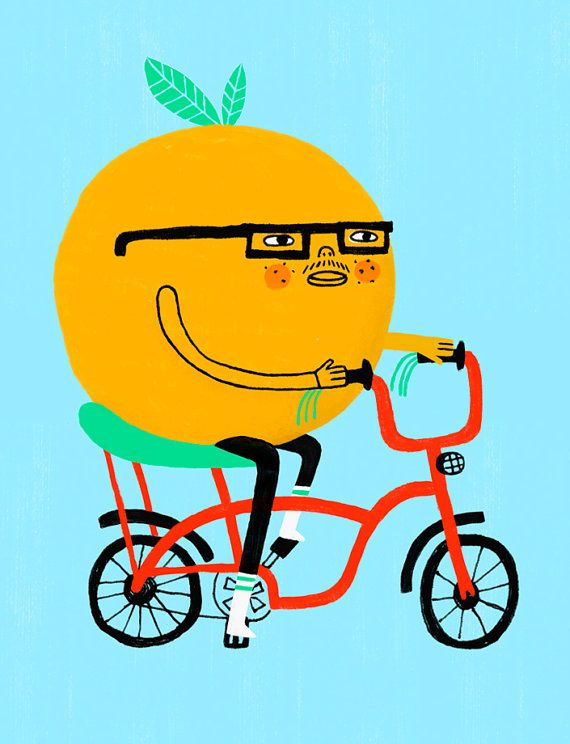 Orange you Sweet by Colin Walsh