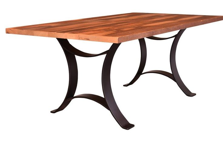 Reclaimed Wood Golden Gate Dining Table  Urban Reclaimed Barnwood  We're bringing Country Barn Wood to the city with this one-of-a-kind Reclaimed Oak Wood Golden Gate Dining Table.