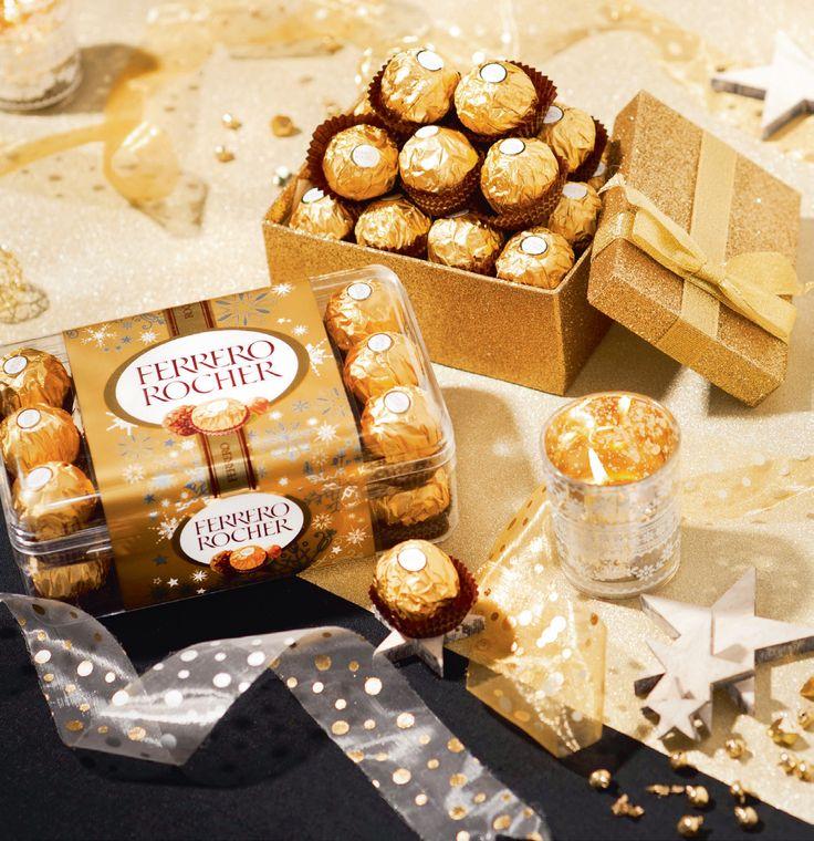 Super Les 25 meilleures idées de la catégorie Coffrets cadeaux chocolat  XT37
