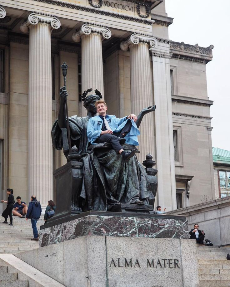 ��NYC ... and so the adventure begins ! ���� ___Alma Mater___  _ __ ___ ____ _____ ______ #mytravellist #globetrotter #travelgram #aroundtheworld #discoverearth #epic #universitylife #almamater #columbia #columbiauniversity #student #graduation #happylife #theking #manhattan #wanderlust #photography #architecture #urbanphotography #instalike  #library #nyc #usa http://butimag.com/ipost/1556869091792125024/?code=BWbHDC6Dfxg