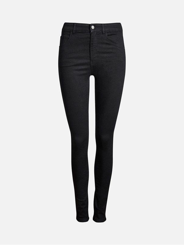 Alexia jeans | | Svart | BikBok | Norge