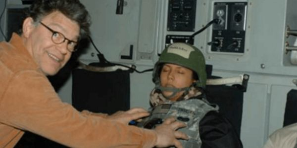 "Sen. Al Franken, D-Minn., has fallen from being a ""Democratic darling to dirty old man"" with the photographic evidence that he groped a young woman during a USO tour in 2006, an image that the ex-comedian claimed was intended as a ""joke."" Others haven't seen it that way, and there's evidence that Franken long has categorized […]"