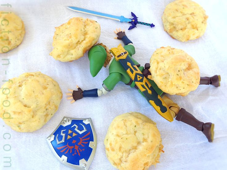 73 best legend of zelda recipes images on pinterest legends legend of zelda cucco puffs recipe by fiction food forumfinder Images
