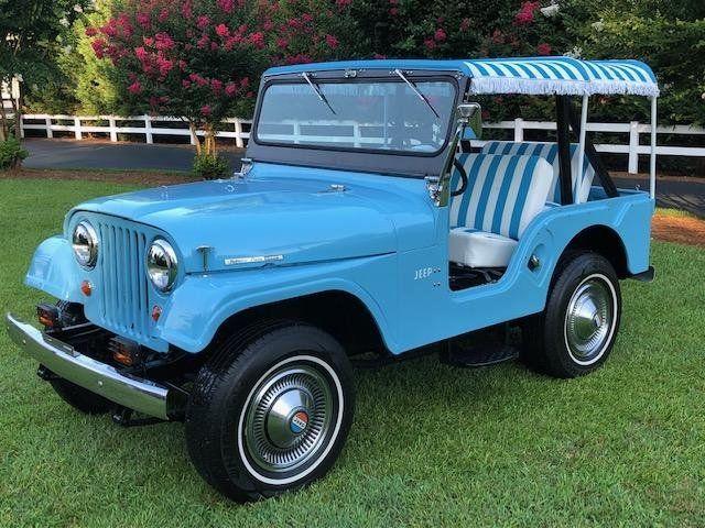1965 Jeep Cj5a Tuxedo Park Mark Iv Willys Jeep Jeep Classic Jeeps