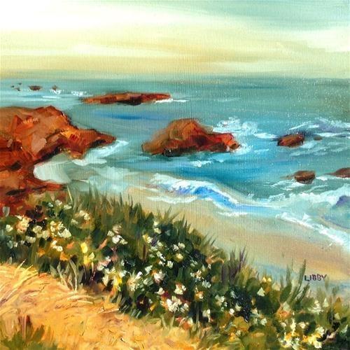 South Pacific Beaches: Original Fine Art For Sale