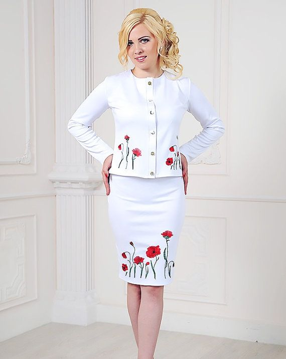 Elegant women's suit, formal suite, business suit, smart suite
