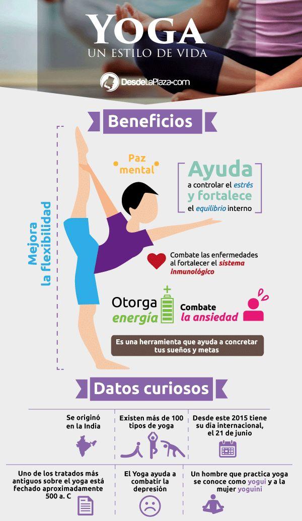 El Yoga, una filosofía y un estilo de vida: El estrés ha sido definido como la enfermedad del siglo XXI y como medida de prevención los expertos coinciden en recomendar una disciplina milenaria: El Yoga; una combinación de ejercicios físicos, mentales y de respiración cuyo objetivo es lograr un mayor control y equilibrio de la mente y del cuerpo.