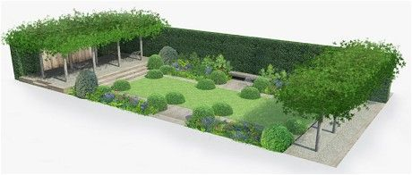 Chelsea 2014: 360 degree view of The Telegraph garden - Telegraph