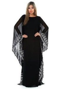 Latest Trend Of Abayas For Women 2014 1