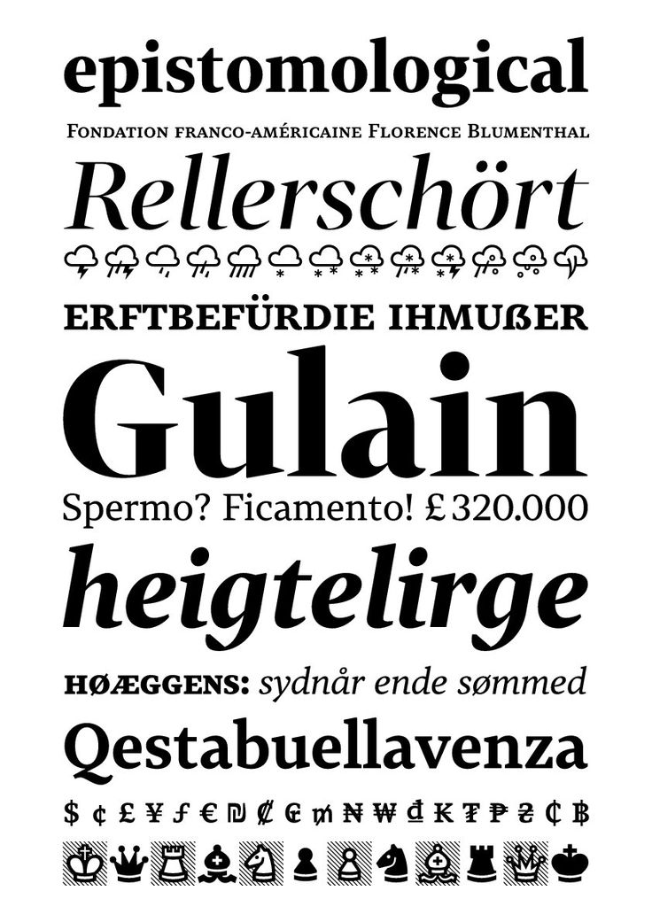 Gold Award for Tabac & Tabac Sans by Suitcase Type Foundry (2011)