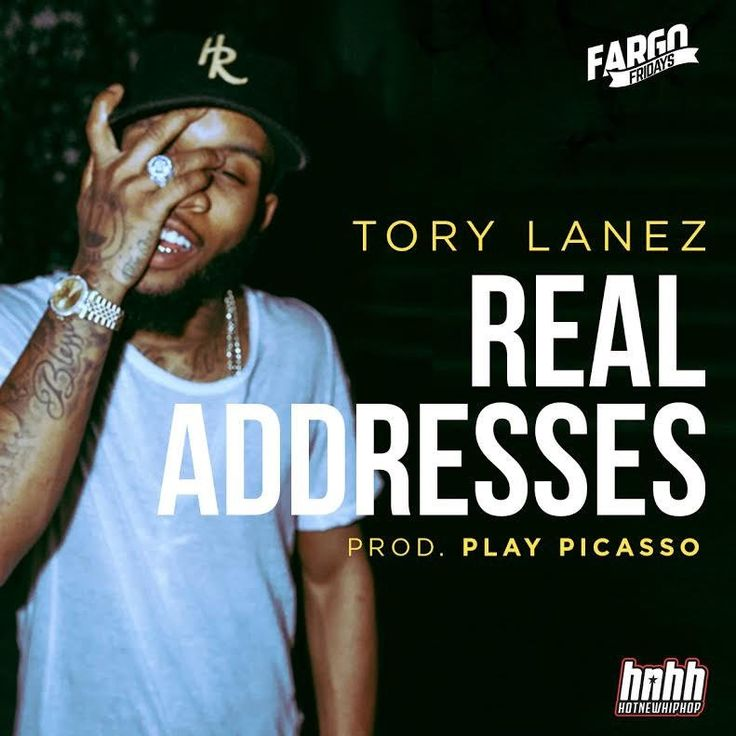 Tory Lanez - Real Addresses