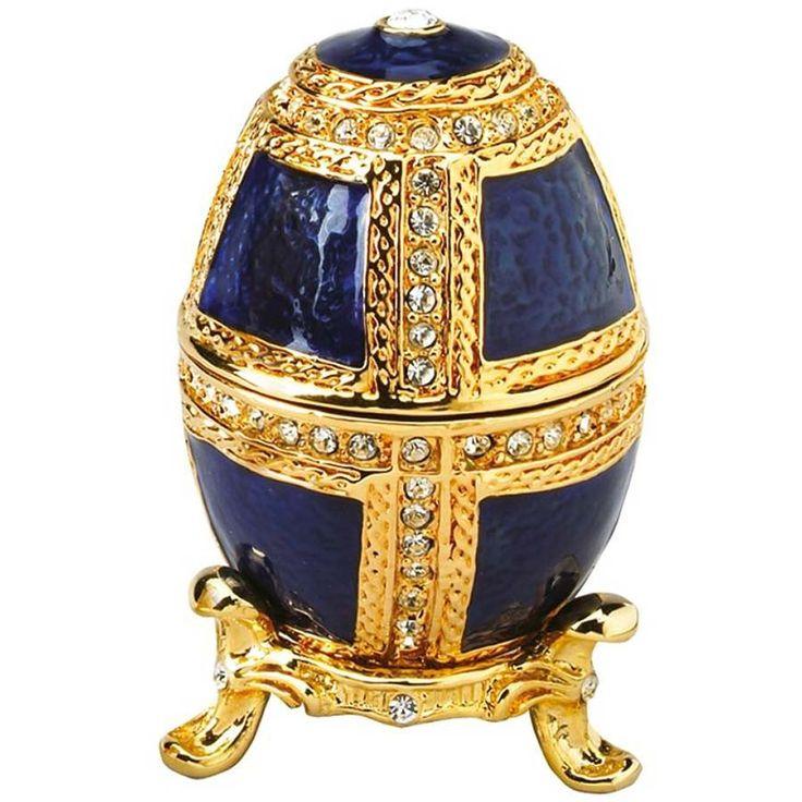 Anya Enameled Egg
