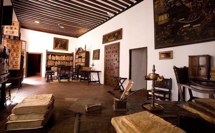 Estudio. Casa Museo de Lope de Vega.