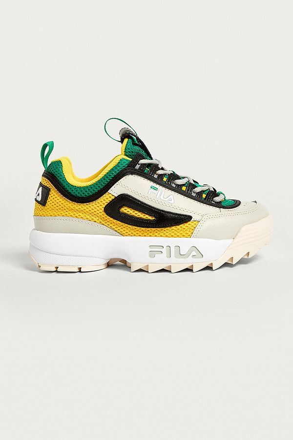 17c8a3a07d8 FILA X UO Disruptor II Trainers   s h o e s   Shoes, Trainers, Sneakers