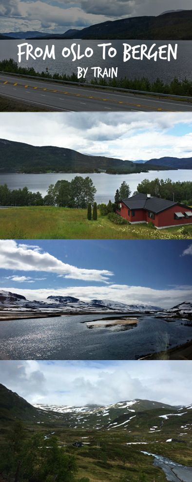 From Bergen to Oslo by train - travel hacks