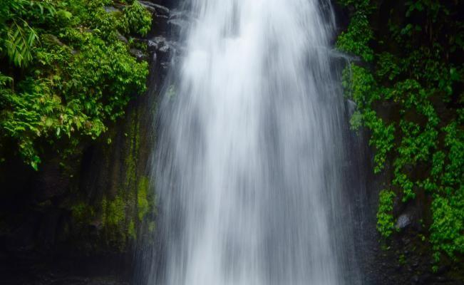 Sobre la Sierra de Santa Marta, justo arriba del lago de Catemaco encuentra cascadas con más de 20 metros de altura. (Foto: Cortesía Totonal Viajes)