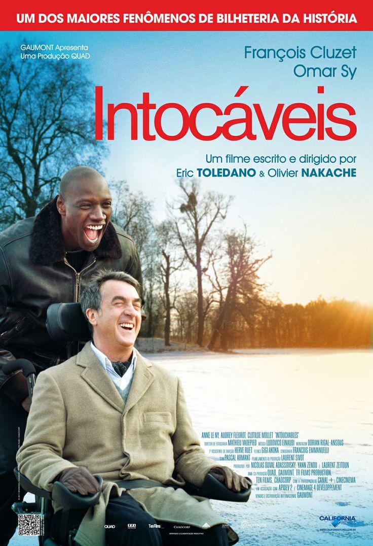 Intocáveis é um lindo filme sobre amizade e confiança. Não é todo dia que se