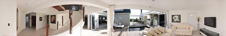 Panoramic Entrance & Lounge
