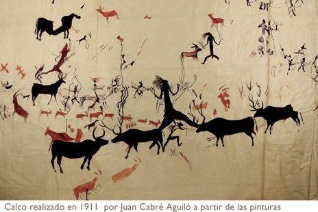 """""""Arte y Naturaleza en la Prehistoria"""", organizada por el Museo Nacional de Ciencias Naturales (Madrid)"""