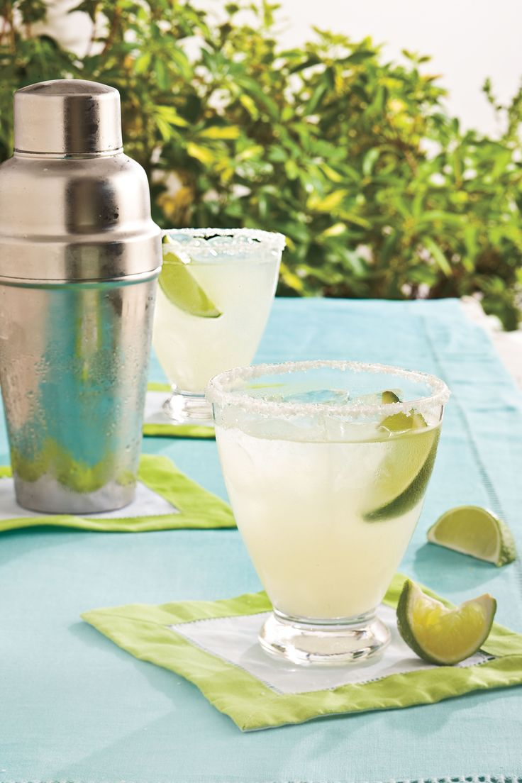 How To Make Classic Margaritas