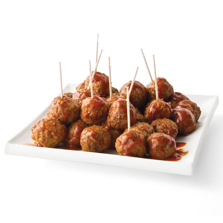 Entertaining in the new year? Casa Di Bertacchi Authentic Italian Style Beef Meatballs are fully cooked, and are a quick and simple way to impress your guests.