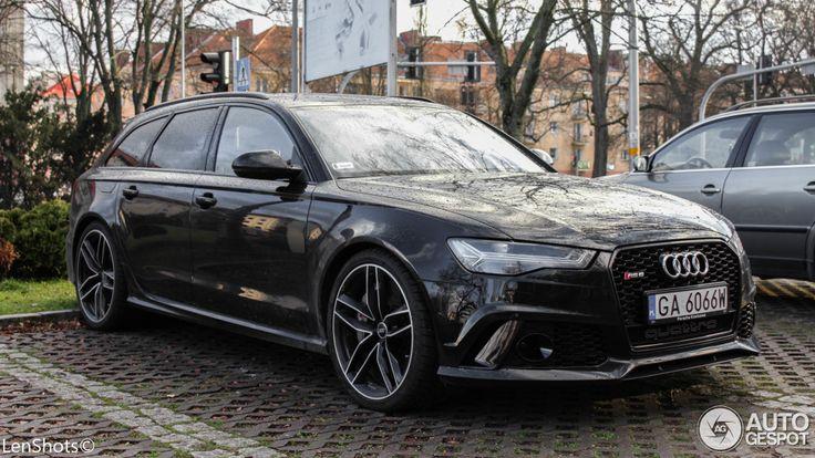 Audi RS6 Avant C7 2015 6