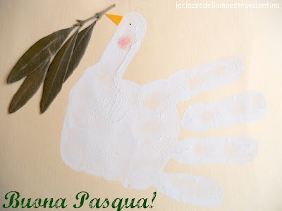 Påske-fredsfugl