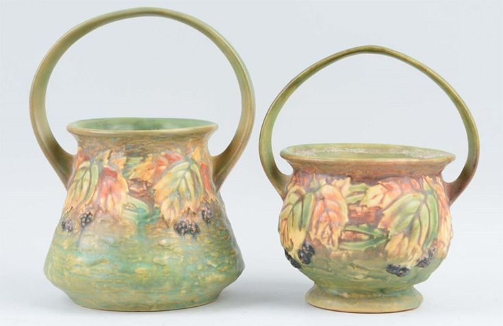 Roseville Pottery Identification and Price Guide