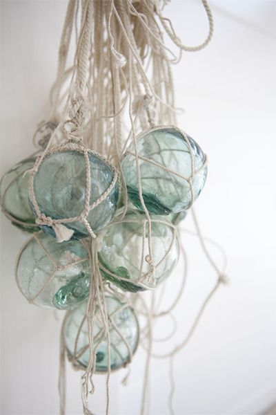 What a cute decor idea for any beachy or sea themed home! See more of us at https://www.facebook.com/nufloorskelowna
