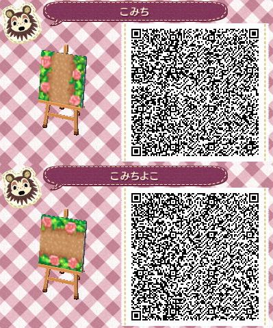 124 besten acnl wasser wege bilder auf pinterest pfade for Boden qr codes animal crossing new leaf