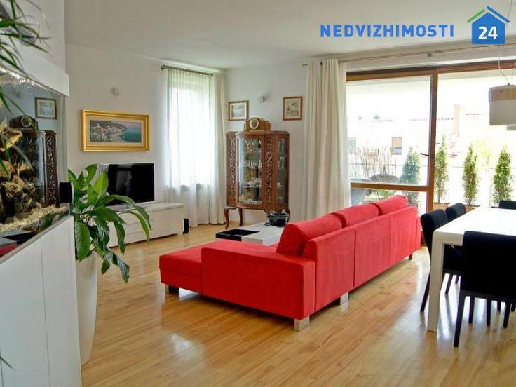 Квартира премиум класса 145 м2, Варшава - Недвижимость в Польше