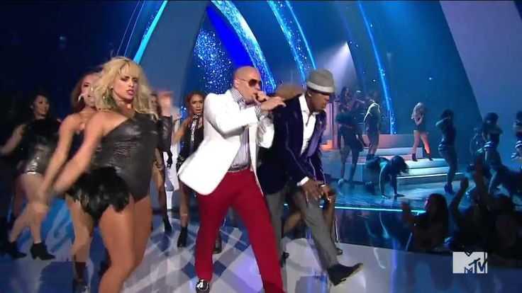 Pitbull Feat. Ne-Yo & Nayer - Give Me Everything (MTV -2011).(Michael.N.G)