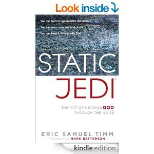 13 best book list images on pinterest amazon books to read and static jedi the art of hearing god through the noise kindle edition by eric fandeluxe Images