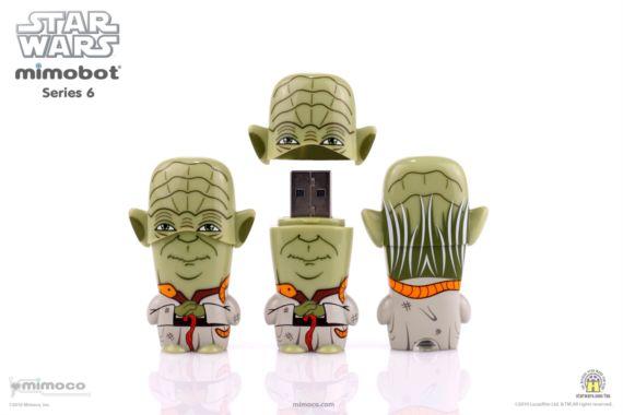 Yoda MIMOBOT®