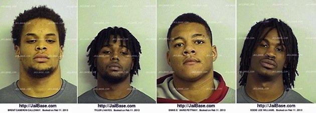 Alabama student allegedly beaten by Crimson Tide football players still loves Alabama football