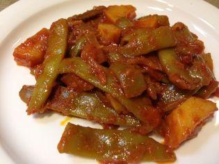 Φασολάκια λαδερά - gourmed.gr