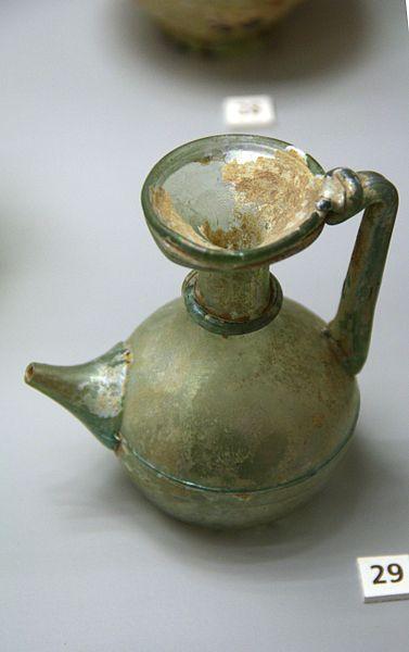 File:0542 - Guttus romano (sec. III-IV) - Museo archeologico di Milano - Foto Giovanni Dall'Orto, 13 Mar 2012.jpg