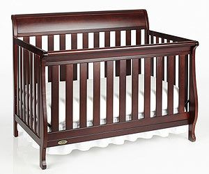 Find out which cribs can easily transition into a big-kid bed as your child grows.