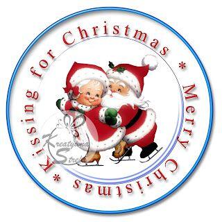 Kreatywna Strefa Christmas  Digi Stamp