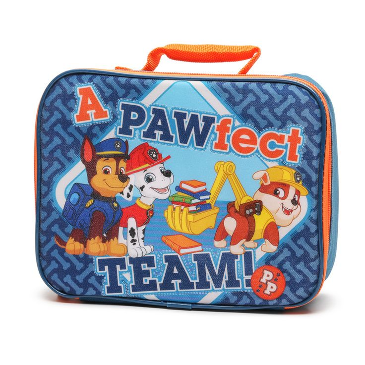 Nickelodeon PAW Patrol Team Lunch Bag - Hollar | So. Much. Good. Stuff