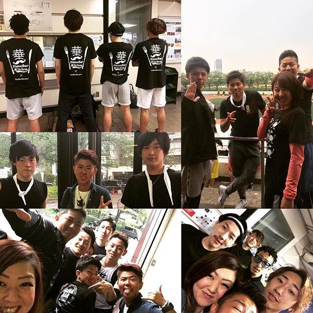 こんにちわー╰(*´︶`*)╯ 先週の月曜に可愛い可愛い 華学生の体育祭に 行ってきました(°▽°) みんな頑張って一生懸命 走ってました!! 華とヴァルバルキッチンを かけたTシャツを作ってくれたりと本当に可愛い子達です( ˘ ³˘) いつもありがとう❤️ 本日のランチ(11:30〜14:00)✨ #カレー「牛すじカレー」 #パスタ「和風カルボナーラ」 #丼「ガパオライス」 店内700円税込(ドリンク+サラダ付) 持帰各600円税込(大盛無料)  #鶯谷 #入谷 #隠れ家 #バル #肉バル #ヴァルバルキッチン #VarBarKitchen #ランチ #おひるごはん #お昼ごはん #昼飲み #昼呑み #ラクレット #ラクレットチーズ #とろけるチーズ #とろける #チーズ #肉 #イタリアン #ビストロ #パスタ #カレー #ワイン #上野 #うぐ呑み #Ueno #Iriya #Uguisudani 🍷東京都台東区根岸1-3-21リフレビル2F/3F 📞03-5808-7861 🏠http://varbarkitchen.com